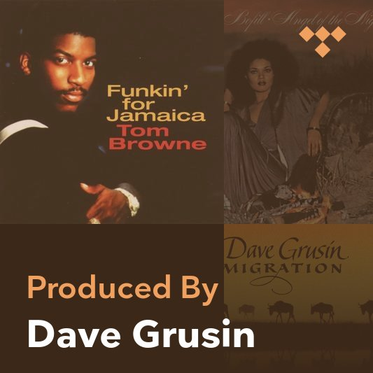 Producer Mix: Dave Grusin