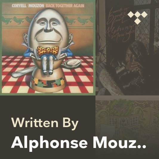 Songwriter Mix: Alphonse Mouzon