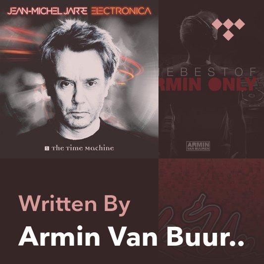 Songwriter Mix: Armin Van Buuren
