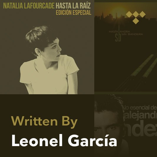 Songwriter Mix: Leonel García