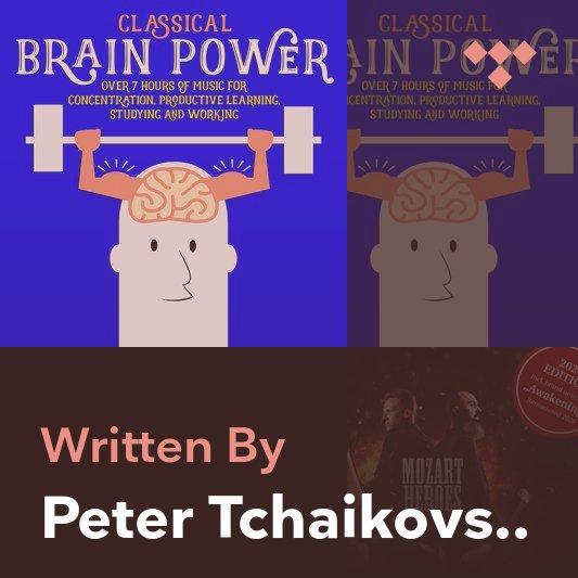 Songwriter Mix: Peter Tchaikovsky