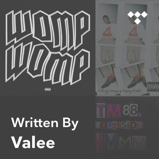 Songwriter Mix: Valee