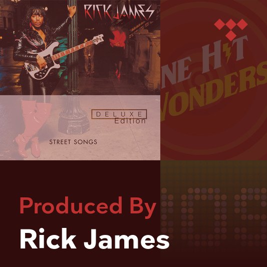 Producer Mix: Rick James