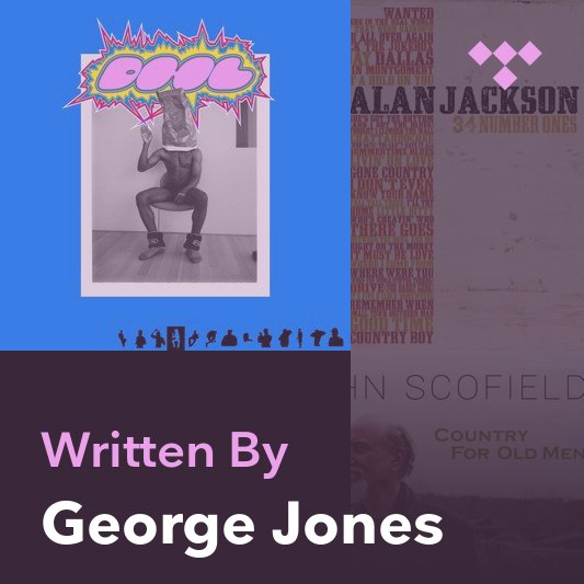 Songwriter Mix: George Jones