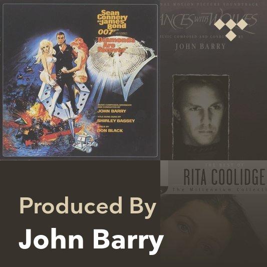 Producer Mix: John Barry