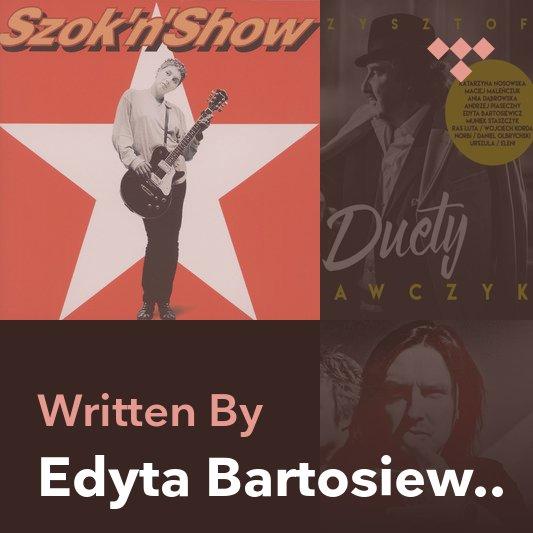 Songwriter Mix: Edyta Bartosiewicz