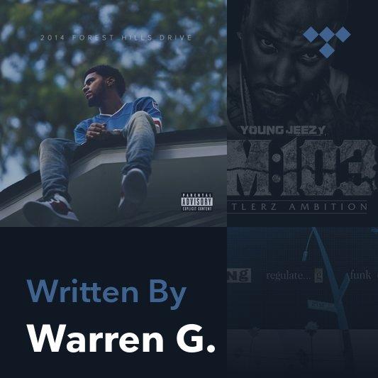 Songwriter Mix: Warren G.