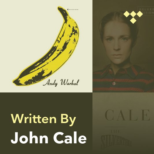 Songwriter Mix: John Cale