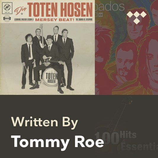 Songwriter Mix: Tommy Roe
