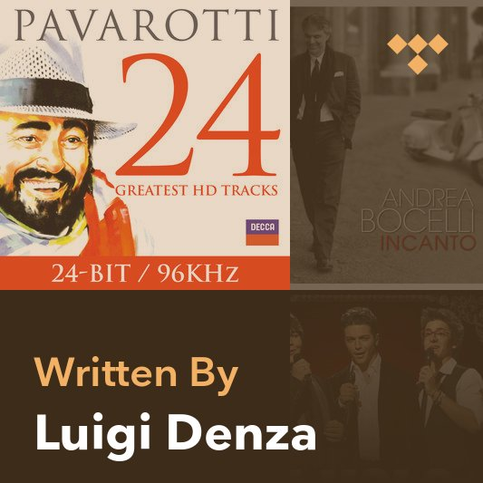 Songwriter Mix: Luigi Denza