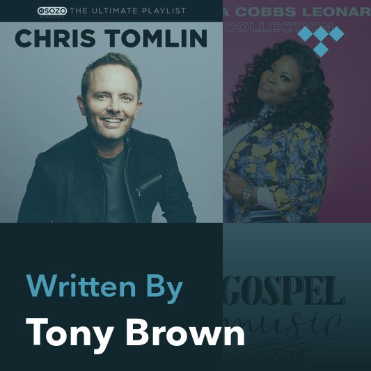 Songwriter Mix: Tony Brown