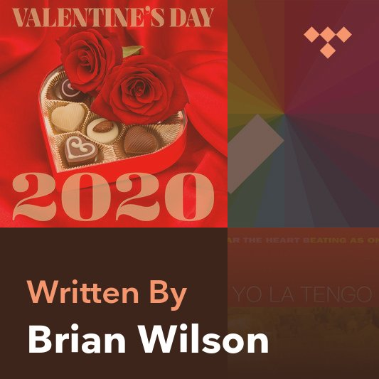 Songwriter Mix: Brian Wilson