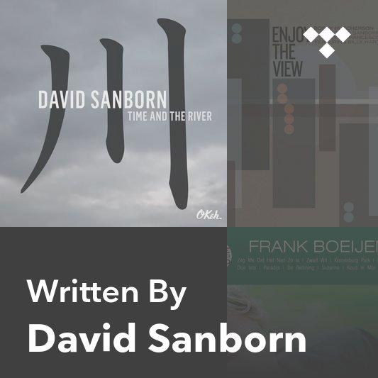 Songwriter Mix: David Sanborn