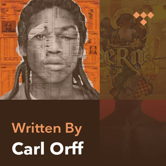 Songwriter Mix: Carl Orff