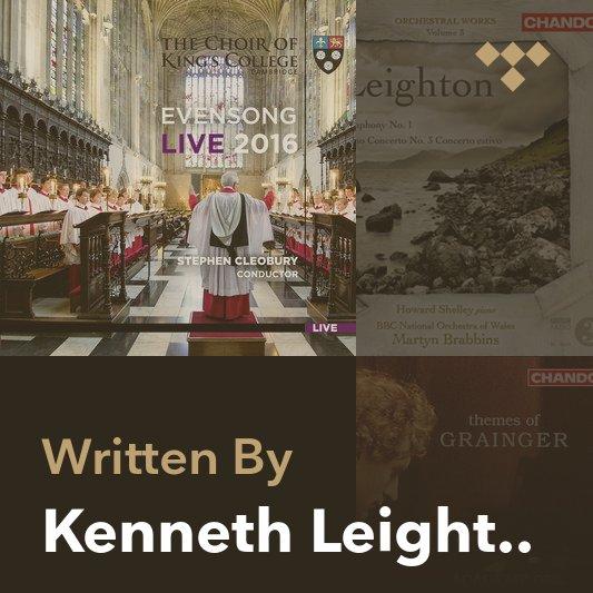 Songwriter Mix: Kenneth Leighton