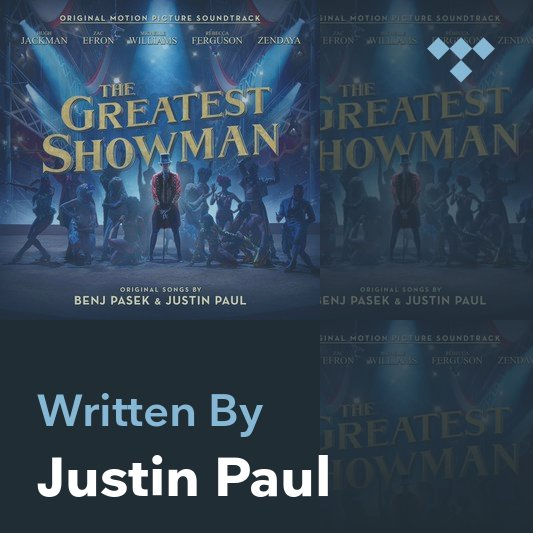 Songwriter Mix: Justin Paul
