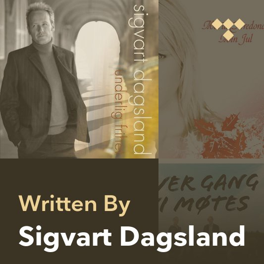 Songwriter Mix: Sigvart Dagsland