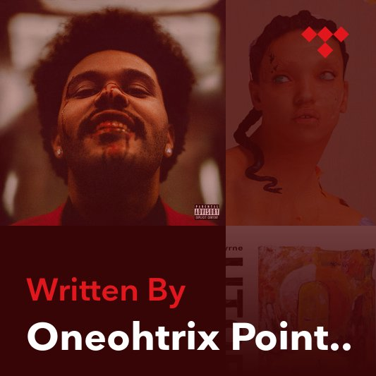 Songwriter Mix: Oneohtrix Point Never