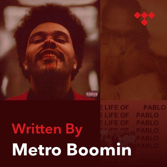 Songwriter Mix: Metro Boomin