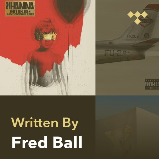 Songwriter Mix: Fred Ball