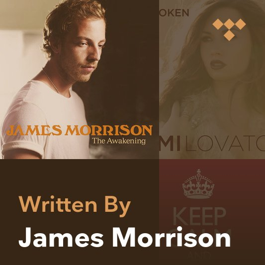 Songwriter Mix: James Morrison