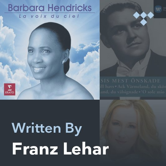 Songwriter Mix: Franz Lehar