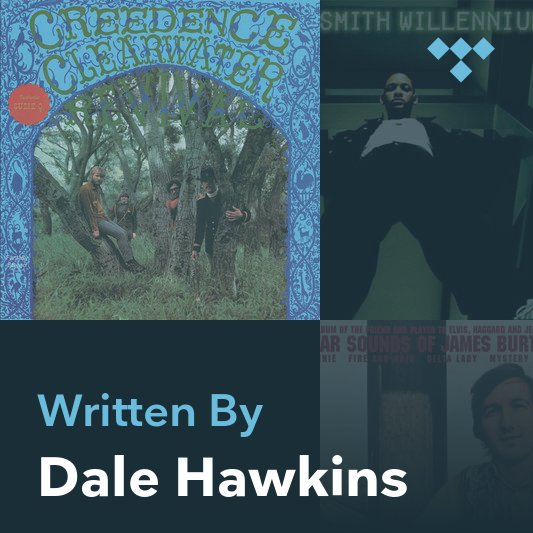 Songwriter Mix: Dale Hawkins