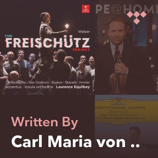 Songwriter Mix: Carl Maria von Weber