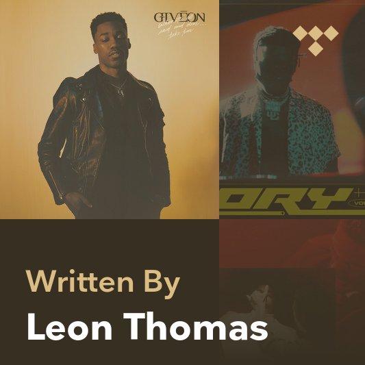Songwriter Mix: Leon Thomas