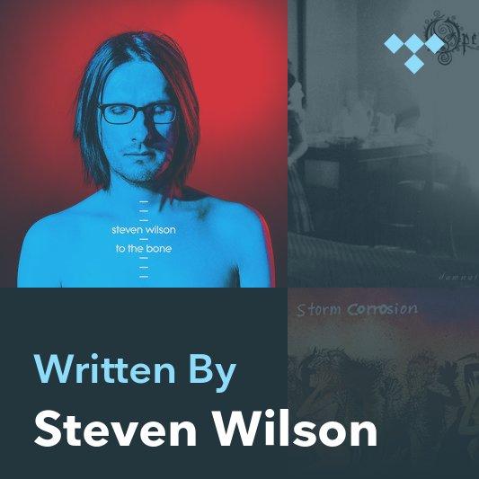 Songwriter Mix: Steven Wilson