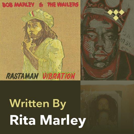Songwriter Mix: Rita Marley