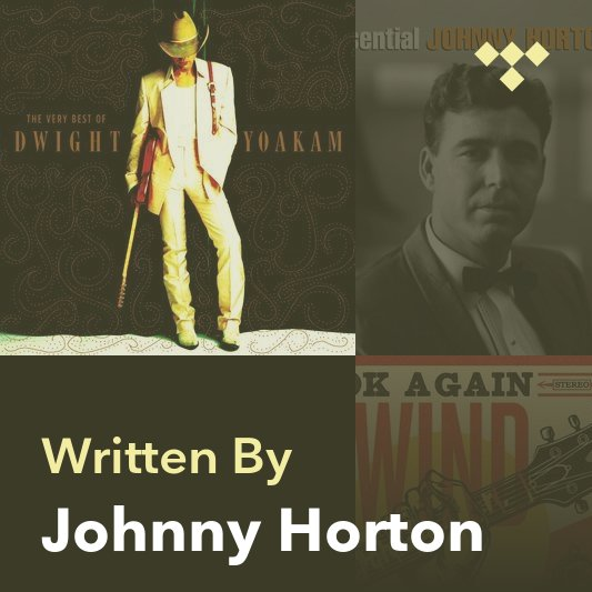 Songwriter Mix: Johnny Horton