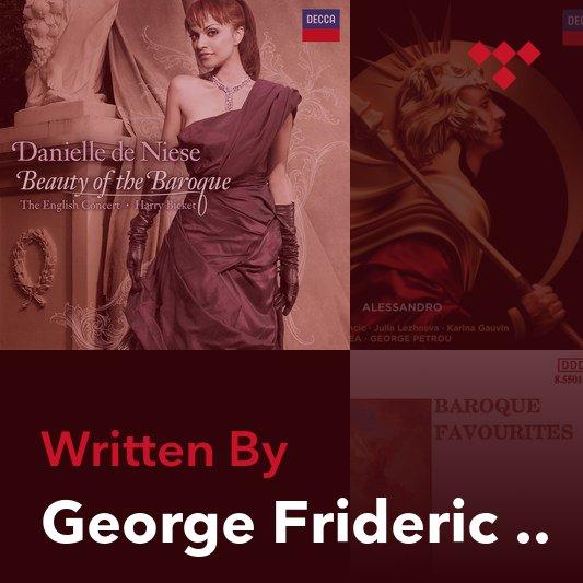 Songwriter Mix: George Frideric Handel