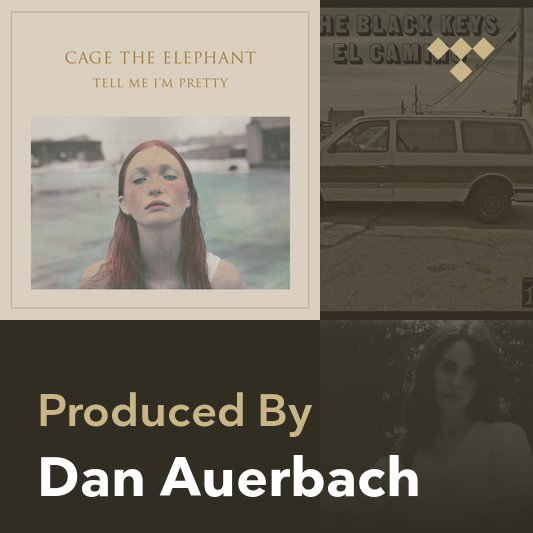 Producer Mix: Dan Auerbach