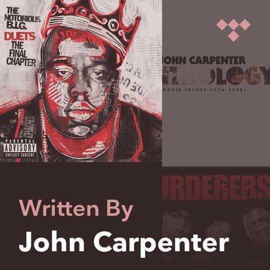 Songwriter Mix: John Carpenter