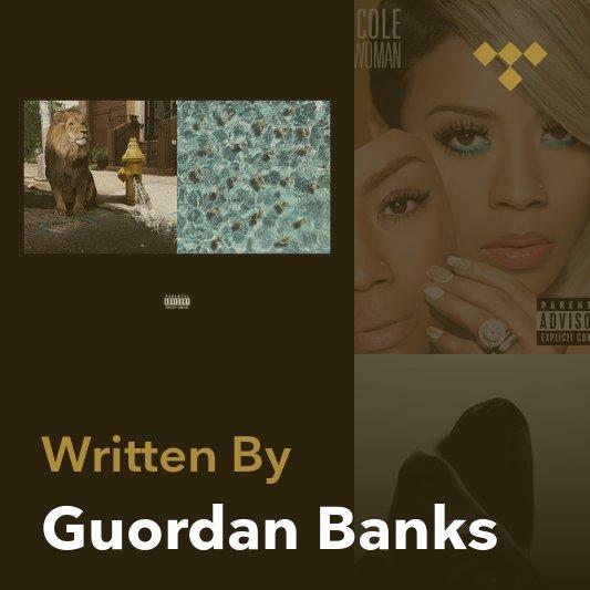 Songwriter Mix: Guordan Banks