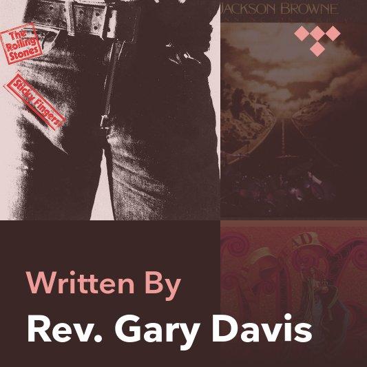 Songwriter Mix: Rev. Gary Davis