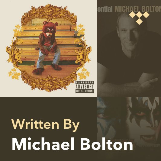 Songwriter Mix: Michael Bolton