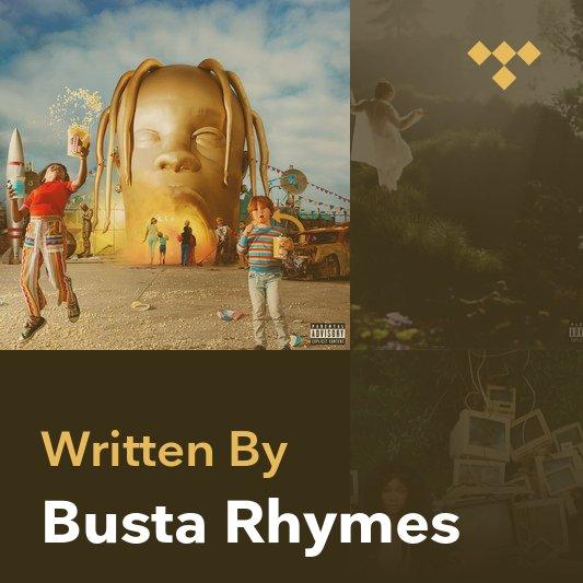 Songwriter Mix: Busta Rhymes