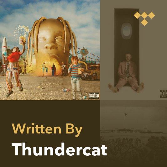 Songwriter Mix: Thundercat