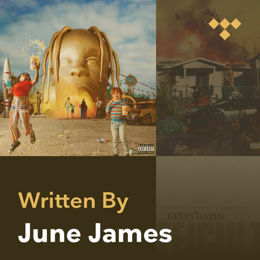Songwriter Mix: June James