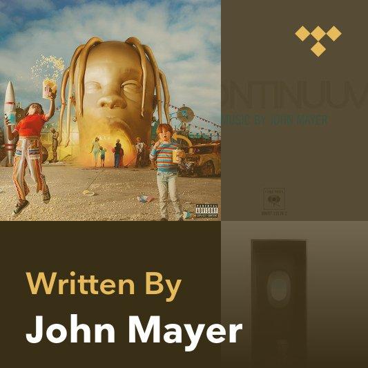 Songwriter Mix: John Mayer