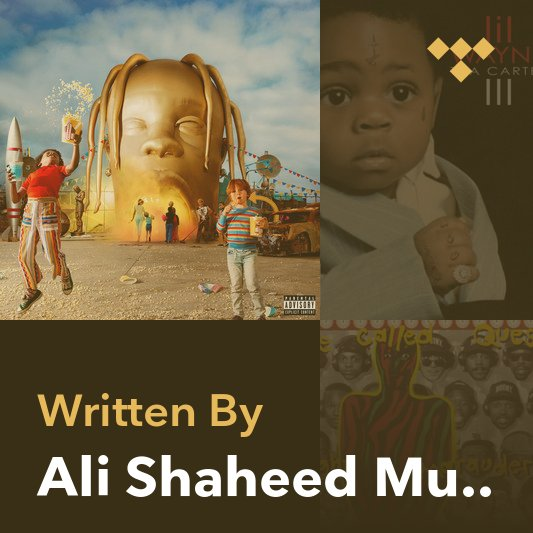 Songwriter Mix: Ali Shaheed Muhammad