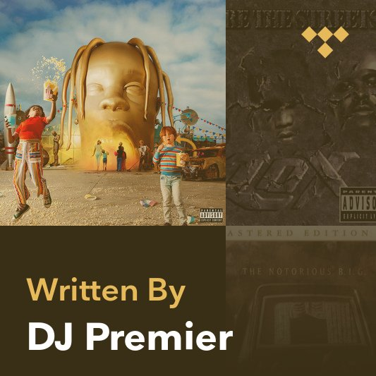 Songwriter Mix: DJ Premier