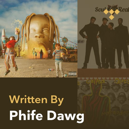 Songwriter Mix: Phife Dawg