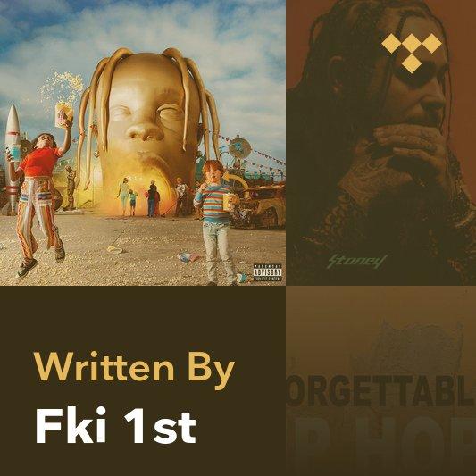 Songwriter Mix: Fki 1st