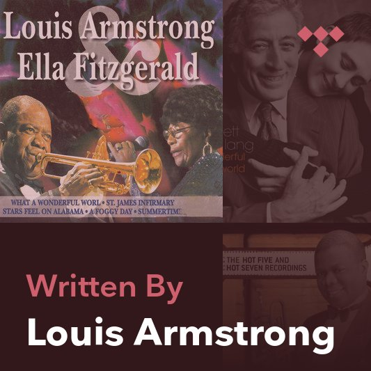 Songwriter Mix: Louis Armstrong