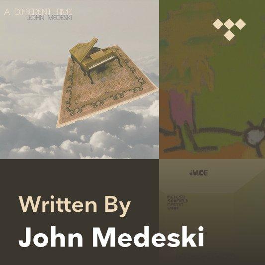Songwriter Mix: John Medeski