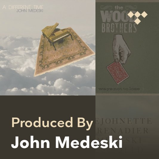 Producer Mix: John Medeski