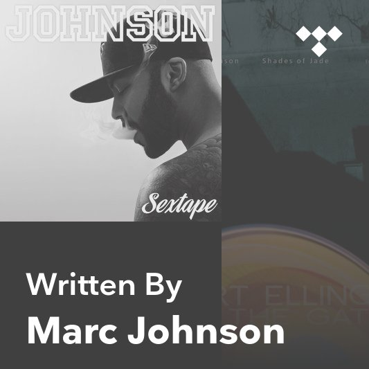 Songwriter Mix: Marc Johnson